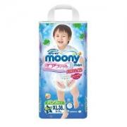moony尤妮佳 男婴用拉拉裤 XL76片*2件