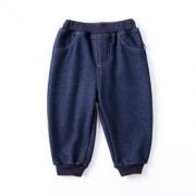 Oissie 奥伊西 儿童加绒牛仔裤39元包邮(需用券)