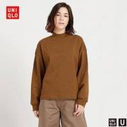 UNIQLO 优衣库 420697 设计师合作款 女装半高领T恤
