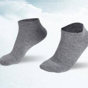 Nanjiren南极人 男士防臭船袜混色10双装9.9元包邮(需用券)