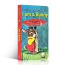 《I am a Bunny 我是一只兔子》英文原版绘本4.9元包邮(需用券)