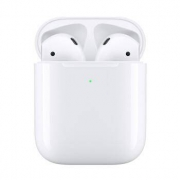 Apple 苹果 新AirPods(二代)无线蓝牙耳机 有线充电盒版969元包邮