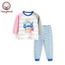 Yobeyi 优贝宜 Y2538201C女童 内衣套装24.95元包邮(1件5折)