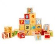 Fisher-Price 费雪 积木拼插玩具 26片 *2件276元包邮(合138元/件)