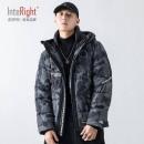 PLUS会员:INTERIGHT 男士加厚棉服低至180.45元