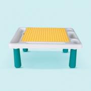知识花园 儿童积木桌玩具 19.9元包邮(双重优惠)¥50
