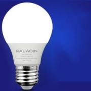 派拉丁 led灯泡 5W E27螺口1.9元包邮(需用券)