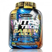 Muscletech 肌肉科技 至尊巧克力味 金装正氮酪蛋白粉5.02磅(约2.28kg)新低252.25元
