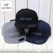 Arc'teryx 始祖鸟 7 Panel 羊毛棒球帽 两色