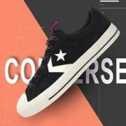 历史低价: CONVERSE 匡威 STAR PLAYER 162568C 中性星箭板鞋199元包邮