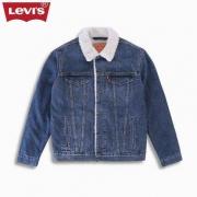 Levi's李维斯 21195-0001 男士仿羊羔绒牛仔夹克599元包邮