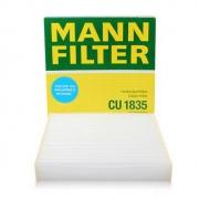 MANN 曼牌 CU1835 空调滤清器 适用于理念S1/锋范/飞度