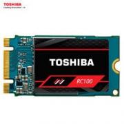 TOSHIBA 东芝 RC100系列 2242板型 NVMe SSD固态硬盘 120GB/240GB