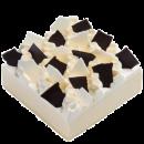 Best Cake 贝思客 黑白巧克力芝士蛋糕 1磅 58元(双重优惠)¥58