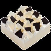 Best Cake 贝思客 黑白巧克力芝士蛋糕 1磅 58元(双重优惠)