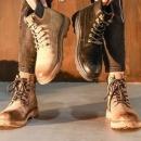 MARK FAIRWHALE 马克华菲 798396049028 男士工装靴159元包邮(需用券)