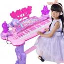 XIN LE TOYS 鑫乐 简易版 儿童电子琴玩具 61.9元包邮(需用券)¥62