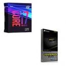 intel 英特尔 Core 酷睿 i7-9700K 处理器+海盗船复仇者 DDR4 16GB内存2889元包邮