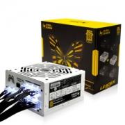 SUPER FLOWER 振华 LEADEX G 550 额定550W 电源(80PLUS金牌/全模组/十年质保)499元包邮