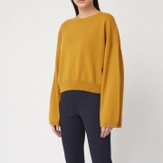 88VIP、女神超惠买:Theory 女士圆领羊绒衫 1956.05元¥1956