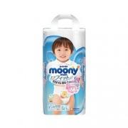 88VIP、再降价: Moony 尤妮佳 男 宝宝拉拉裤 XL38 * 7件