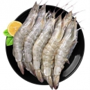 PLUS会员:味康源 厄瓜多尔白虾 净重1.4kg 中号约80-98只69元包邮(双重优惠)