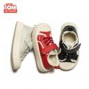 Talking TOM 汤姆猫 儿童冬季加绒复古饼干鞋 39元包邮(需用券)¥39