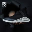神价格、WSC全球球鞋设计大赛获奖款:机能户外潮牌 EDCO  一体飞织鞋面男球鞋189元包邮