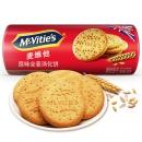 Mcvitie's 麦维他 原味全麦粗粮酥性消化饼干 400g *10件99元包邮(合9.9元/件)