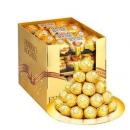 Ferrero Rocher 费列罗 榛果威化糖果巧克力礼盒 48粒 600g *2件158元(合79元/件)