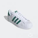 adidas 阿迪达斯 三叶草 Superstar 经典贝壳头运动鞋*2双537.5元(新低268.75元)