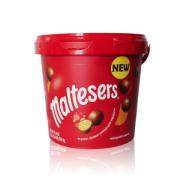 Maltesers麦提莎 超纯麦丽素夹心巧克力桶 465g*2