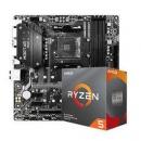 AMD 锐龙 Ryzen5 R5 3600X CPU处理器+ MSI 微星 B450M MORTAR MAX 迫击炮 主板1729元包邮
