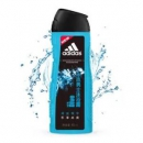 adidas 阿迪达斯 男士冰点沐浴露 400ml *10件 +凑单品90.65元(合9元/件)