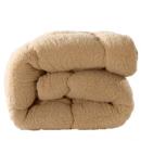 J.H.Longess 布之美 素色加厚羊羔绒被子 200*230cm 7斤118元包邮(需用券)