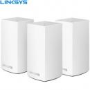 LINKSYS 领势 VELOP AC3900M 双频Mesh智能分布式路由器 (白色 三只装)1099元包邮(需用券)