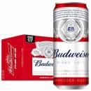 PLUS会员:Budweiser 百威 百威啤酒 550ml*15听 *6件+赠225ml*24听*3件395.2元(含18元运费,有运费券可更低)