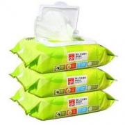 gb 好孩子 婴儿橄榄滋养湿巾 80片*3包