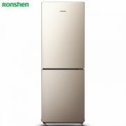 Ronshen 容声 BCD-172WD11D 风冷 双门冰箱 172L *2件