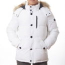 Calvin Klein 卡尔文·克莱恩 男士棉衣外套 CM726646 +凑单品204.31元含税包邮