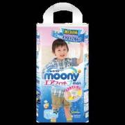 moony尤妮佳 男宝宝裤型纸尿裤XXL26*3件