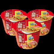 康师傅 红烧牛肉面桶装 12桶26.5元包邮(需用券)