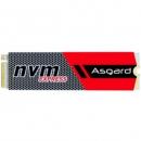 Asgard 阿斯加特 AN系列 M.2 NVMe 固态硬盘 256GB199元
