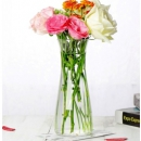 Luminarc 乐美雅 透明玻璃花瓶 高20cm 14元包邮(需用券)¥14