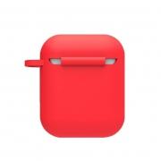 RIZONE 睿族 AirPods硅胶保护套 多色可选 赠防丢绳+挂钩 6.9元包邮(下单立减)¥7