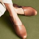新款新低,Clarks 其乐 Juliet Palm 女士真皮一脚蹬乐福鞋prime到手约415.6元(京东799元起)