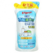 pigeon 贝亲 MA28 奶瓶清洗剂 600ml *3件60.45元(合20.15元/件)