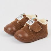 洛米笛诺 宝宝加绒运动鞋 15.8元包邮¥16