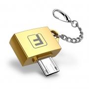 360FYB 凡亚比 安卓/Micro USB转USB OTG转接头 1.5元包邮(需用券)¥2