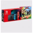 Nintendo 任天堂 Switch 续航升级版 游戏主机 + 健身环大冒险 健身游戏2599元包邮